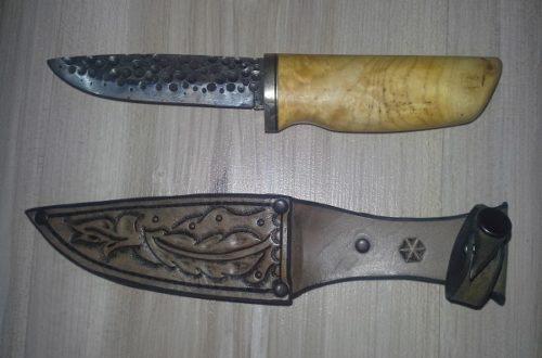 Messer Ahorn